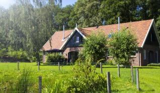 Erve Getkot luxe vakantiehuis Ootmarsum