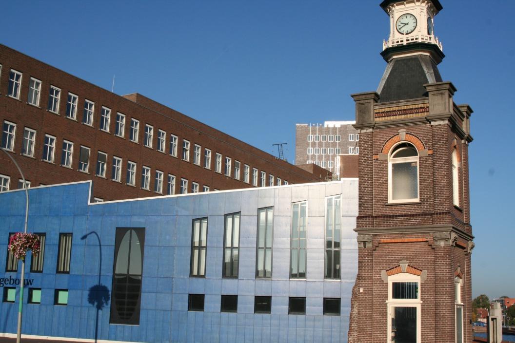 Rechtbank & Kunst-torentje