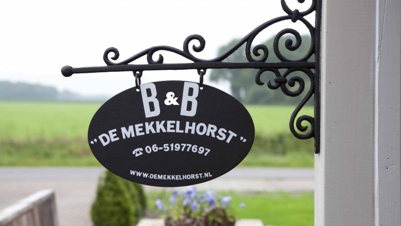 B&B de Mekkelhorst