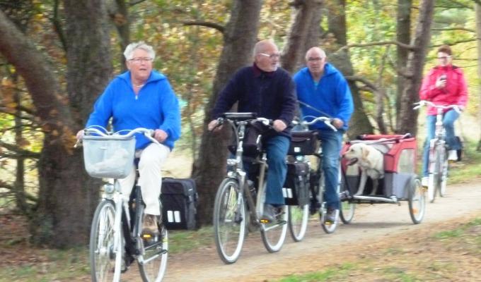 Herfstfiets4daagse Hof van Twente