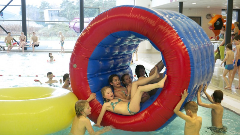 Zwembad het Ravijn