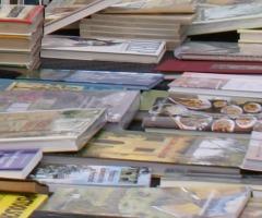 GEANNULEERD: Boekenmarkt Markelo