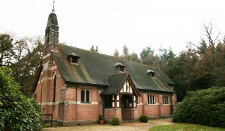St. Mary`s Chapel Weldam - Anglicaanse Kerk Twenthe