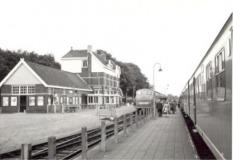 Spoor 7 Stationsrestauratie