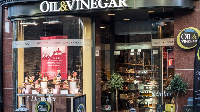 Oil & Vinegar Enschede