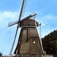 Korenmolen Windesheim