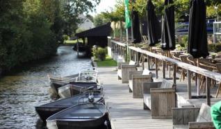 Restaurant en bootverhuur De Grachthof