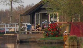 Vakantiehuis Weerribben - Het Stekje
