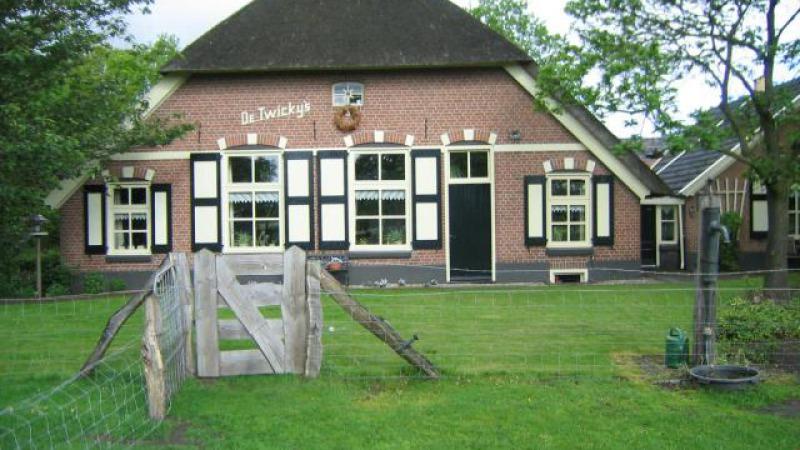 Boerderij 'De Twicky`s' Salland