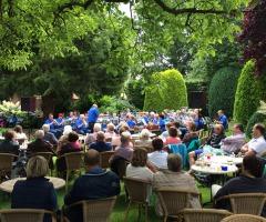 Afsluitend zomerconcert fanfare Markelo