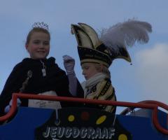 Carnavaleske Kinderwagen optocht