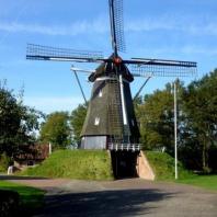 Bezoek Westerveldmolen
