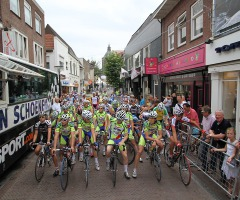"""Radrennen """"Wielerronde Oldenzaal"""""""