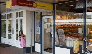 Hans van Benthem Bäckerei