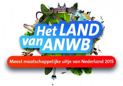 Wat is het  'Meest maatschappelijke uitje van Nederland 2015?'
