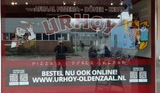Afhaal Pizzeria  Urhoy