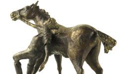 Bronzen Beelden Ton van der Zanden