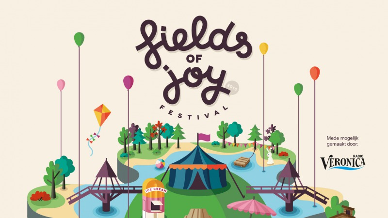 Fields of Joy Festival - 7 jul 2018 - Tourist Info Oldenzaal