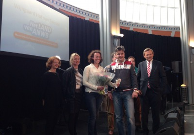 Het meest maatschappelijke uitje van 2015: Wijngaard Hof van Twente