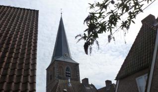 Torenbeklimming de Oude Kerk