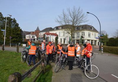 Bevrijdingswandeling en -fietstocht op 5 mei in Delden