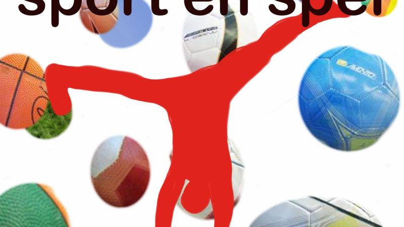 Sport en spelmiddag