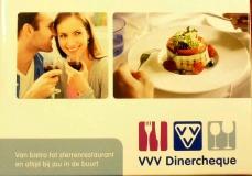 Dinercheque VVV Borne