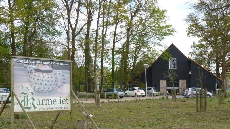 Theehuis de Karmeliet