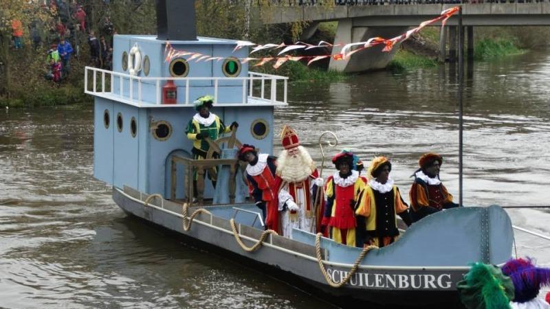 Intocht Sinterklaas Nijverdal