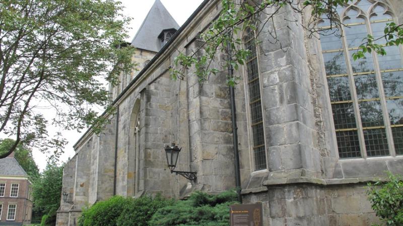 Kerkenpad Delden Blasius in tweevoud
