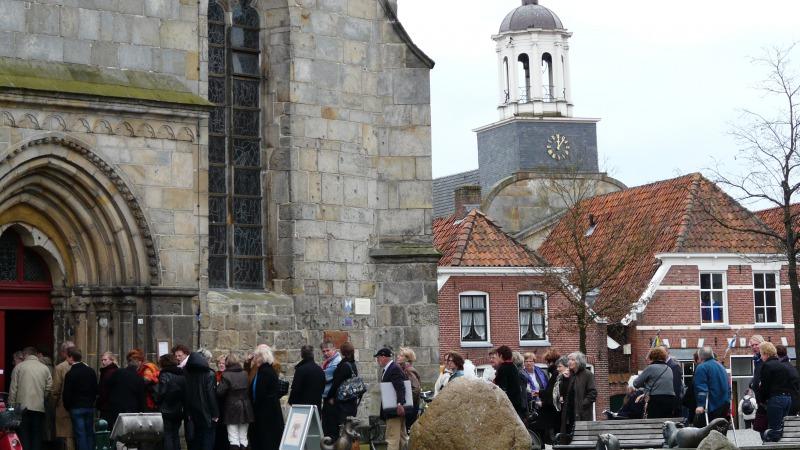 Kerkplein Ootmarsum