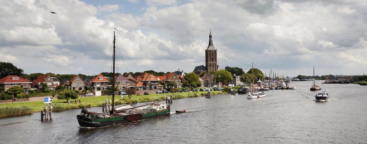 IJsseldelta: water, cultuur, polder...