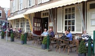 "Stadtcafé ""In den Guldene Crone"""