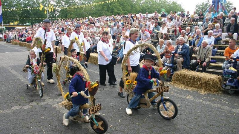 Stöppelhaene, Sallands Oogstfeest