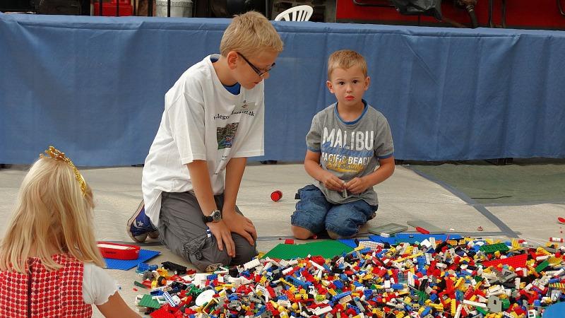 Bouwen met LEGO®