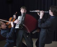 Geannuleerd: Lenteconcert Trio C tot de Derde