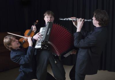 Lenteconcert Trio C tot de Derde