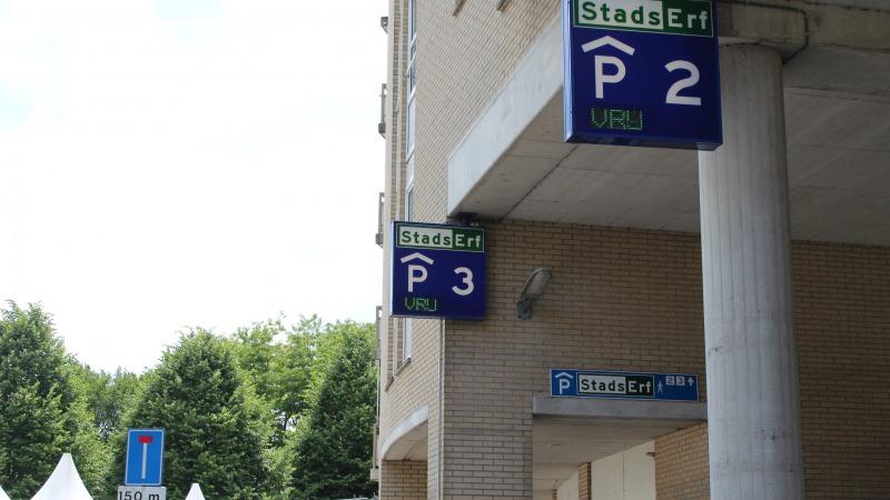 Parkeergarage Stadserf P2