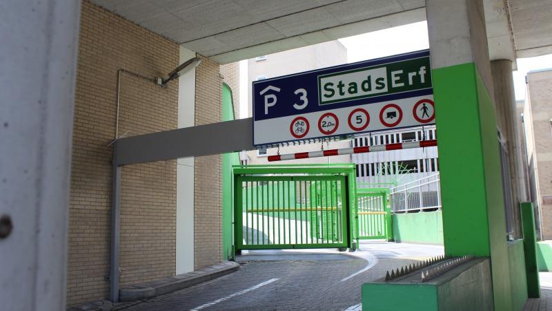 Parkhaus P3 Stadserf