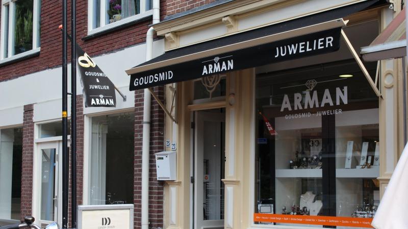 Arman Goudsmid - Juwelier