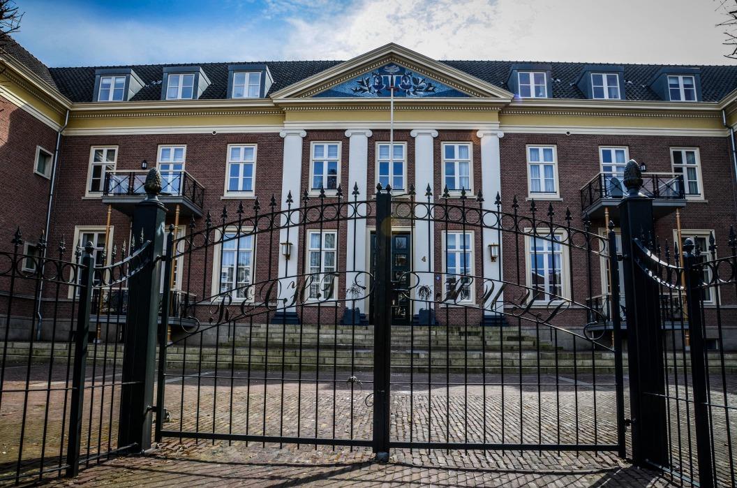 Voormalig Paleis van Justitie