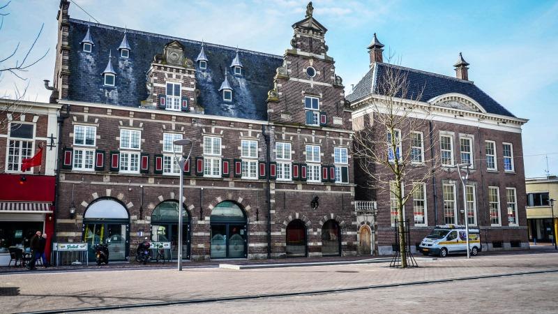 Voormalig Waaggebouw