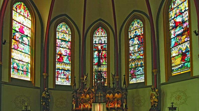 R.-K. Sint Stephanuskerk, een kerkgebouw met bijzondere kunstwerken