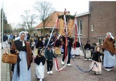Folkloristische dansgroep Midden-Twenthe