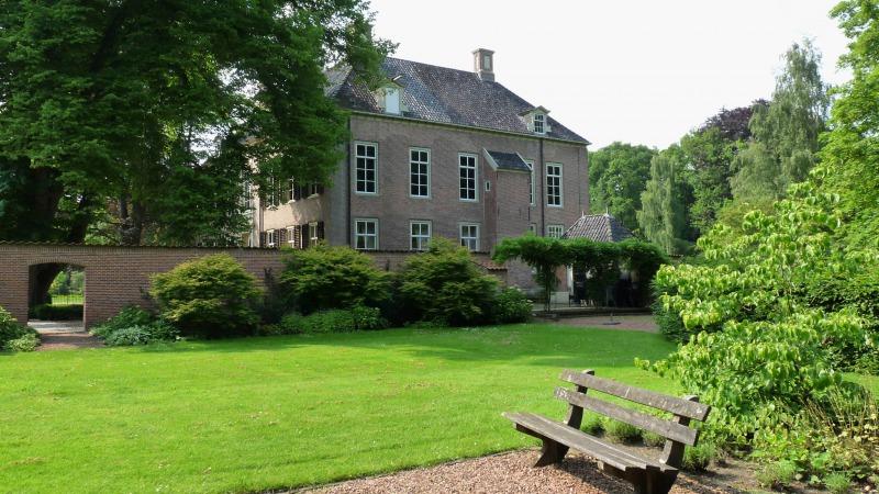 Zomermuseum bij het kasteel