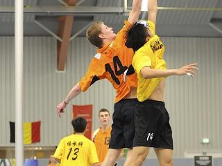 Korfbal Nederland-Chinees Taipei