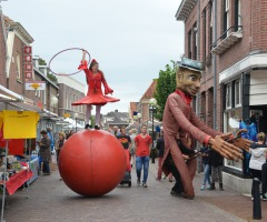 GEANNULEERD: Cultureel Straatfestival Delden