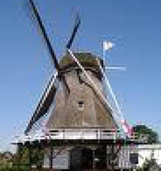 Windkorenmolen De Hegeman