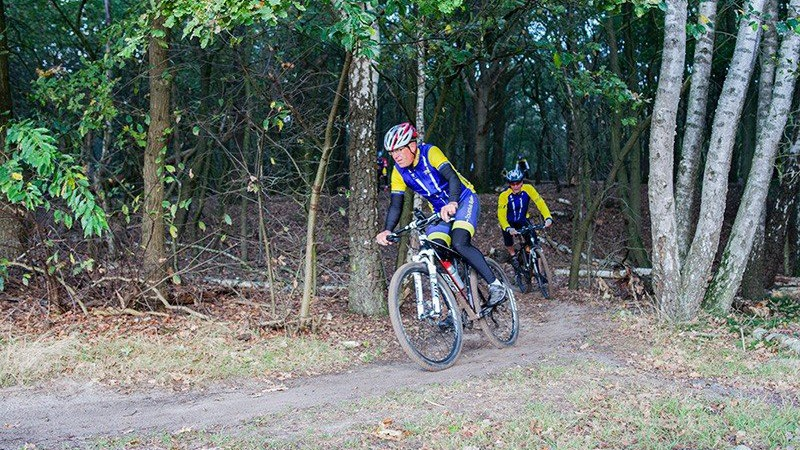 Pultrum MTB tocht