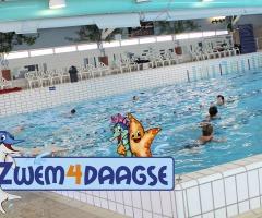 Zwem4daagse bij Optisport De Wilder